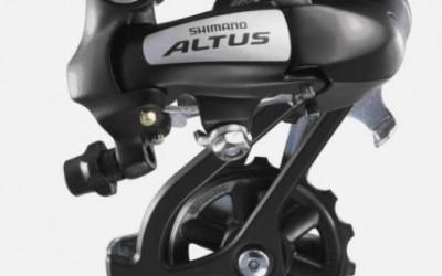 Shimano Altus RD-M 310 h. váltó 2015 cube
