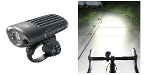Cateye HL-EL620 Nano Shot első lámpa